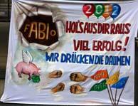 Wie In Jedem Jahr Begleiten Sie Auch Diesmal Wieder Die Bunten Plakate Und  Banner, ...