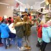 Die Vorlesewoche in der SEK I-Bibliothek