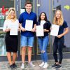 Cambridge Certificate - Herzlichen Glückwunsch!