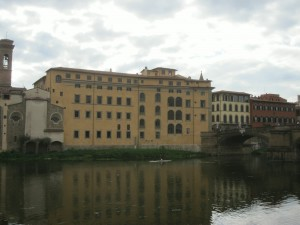 Partnerschule in Florenz, Photo: Marcus Neumann