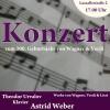 Musikplakat Wagner klein