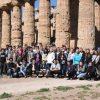 Studienfahrt der Q3 nach Rom und Sorrent 2018